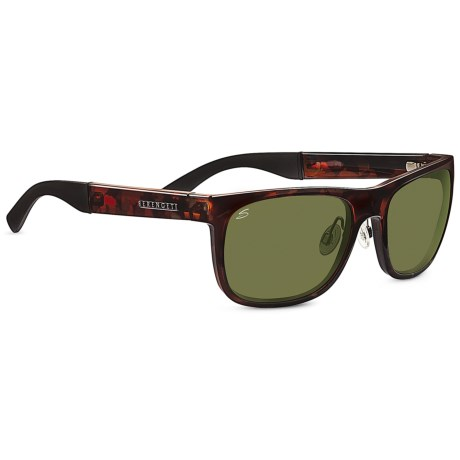 Serengeti Nico Sunglasses - Polarized Glass Lenses