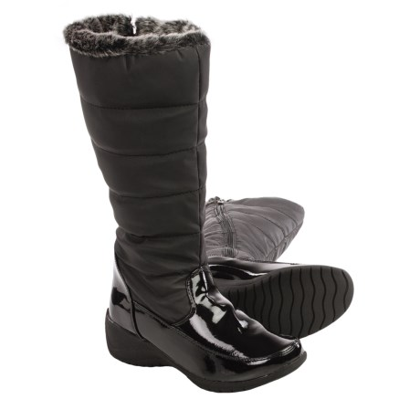 Aquatherm by Santana Canada Snowflake Winter Boots - Waterproof, Insulated (For Women)