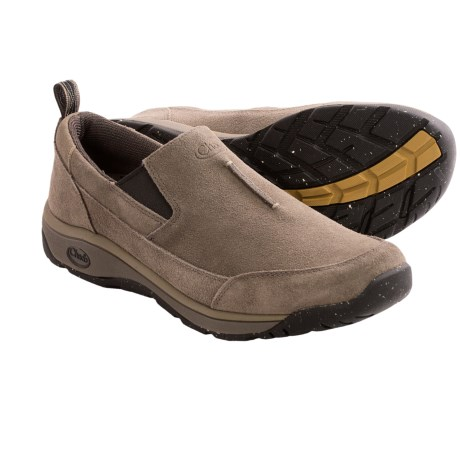 Chaco Thunderhead Shoes - Suede, Slip-Ons (For Men)
