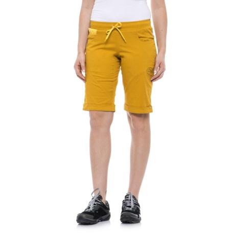 La Sportiva Siurana Shorts - Stretch Cotton (For Women)