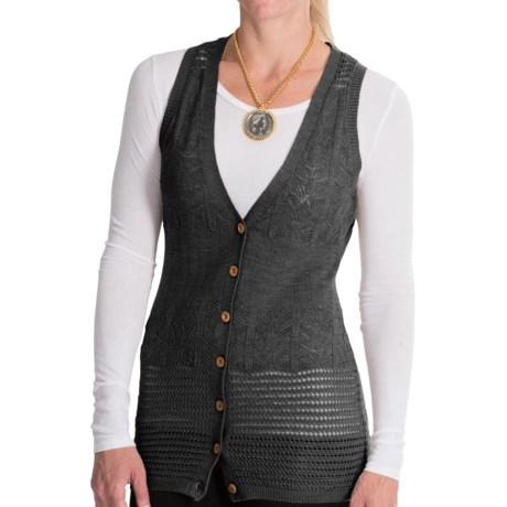 Venario Heidi Merino Wool Vest (For Women)