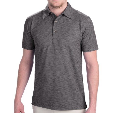 Dakota Grizzly Hugo Polo Shirt - Short Sleeve (For Men)