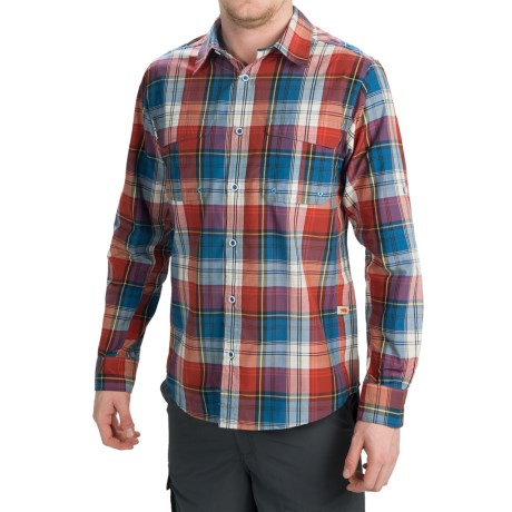 Dakota Grizzly Corky Shirt - UPF, Long Sleeve (For Men)