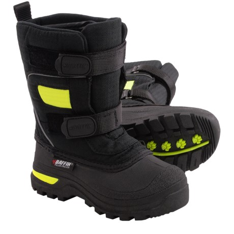 Baffin Bandit Snow Boots - Waterproof (For Toddlers)