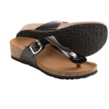 Bos. & Co. BioNatura Pescara Sandals - Leather (For Women)