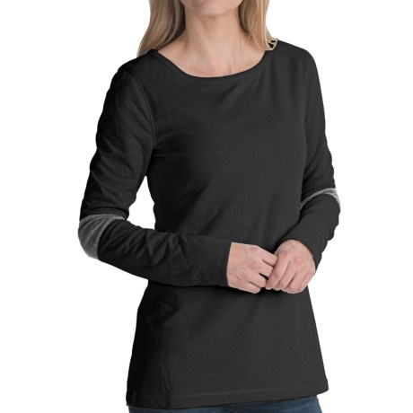 dylan Two-Layer Shirt - Fully Lined, Long Sleeve (For Women)