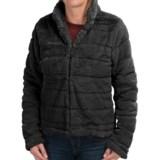 dylan Sheared Stripe Modern Jacket (For Women)