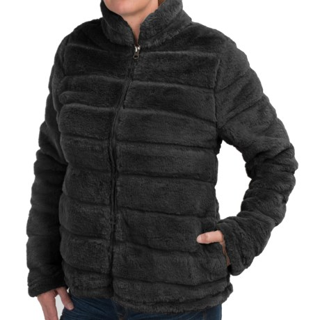 dylan Sheared Stripe Jacket (For Women)