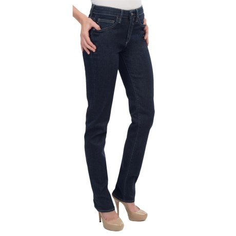 Agave Athena Curvy Cut Dula Fx Stretch Jeans (For Women)