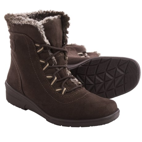 Jenny Munchen Snow Boots - Waterproof, Insulated (For Women)