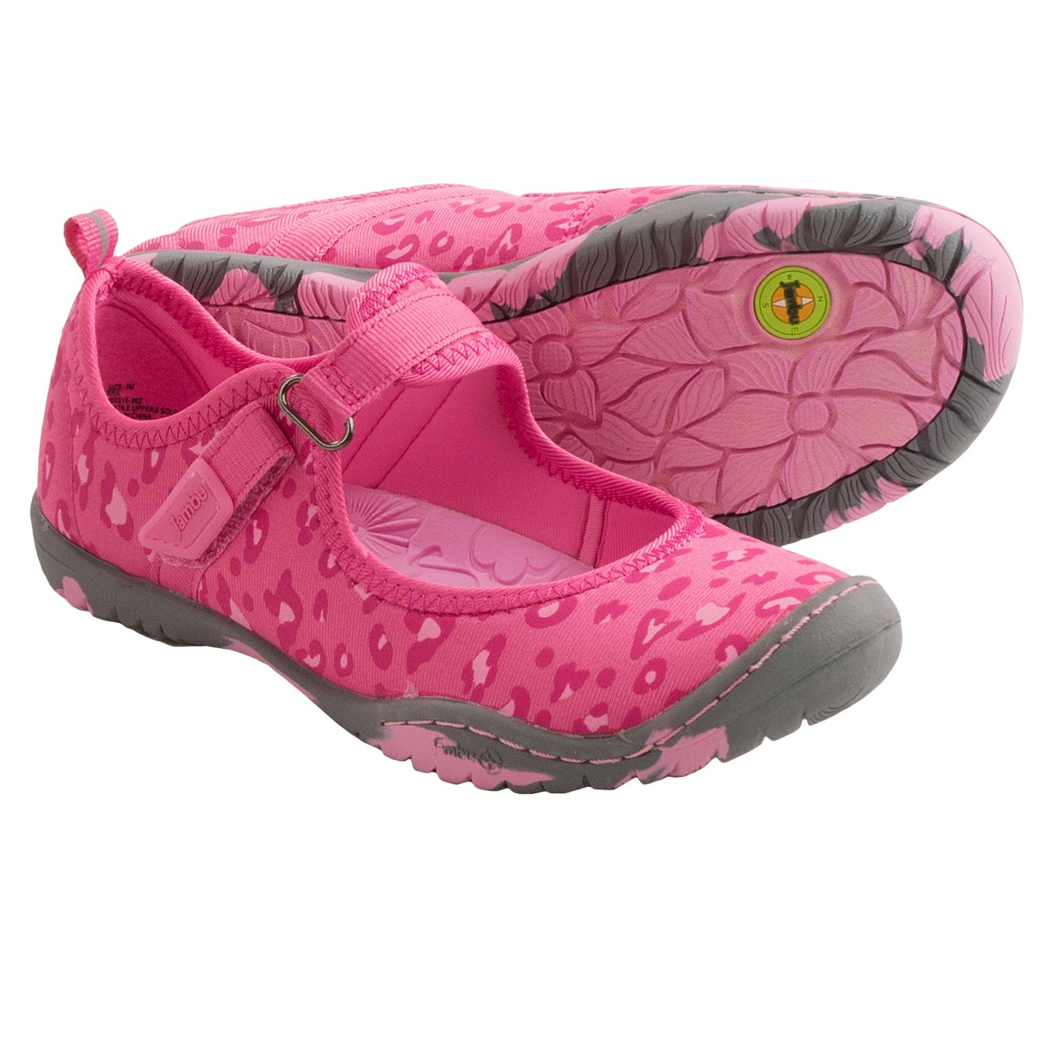 Jambu Ara Water Shoes For Little and Big Kids 9320T