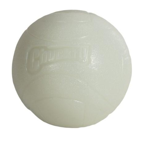 Chuckit! Firefly LED Ball Dog Toy - Medium
