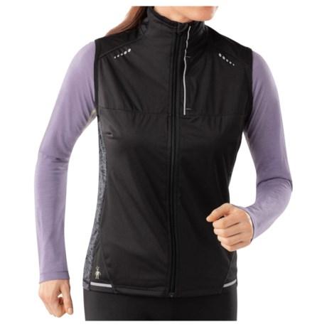 SmartWool PhD Divide Running Vest - Merino Wool (For Women)