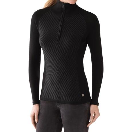 SmartWool Larkslope Sweater - Merino Wool, Zip Neck (For Women)