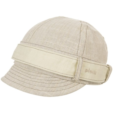 Pistil Parker Jockey Cap (For Women)