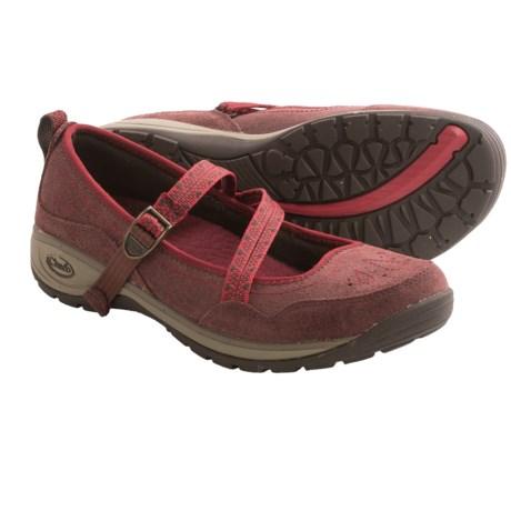 Chaco Petaluma MJ Shoes - Suede (For Women)