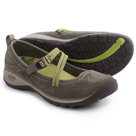 Chaco Petaluma MJ Shoes - Suede (For Women)