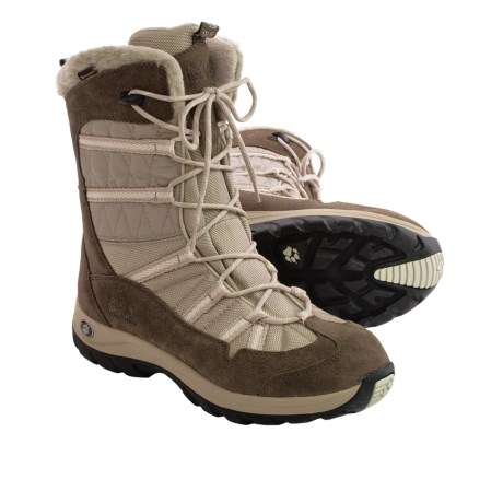 Jack Wolfskin Snow Peak Texapore Snow Boots - Waterproof, Insulated (For Women)