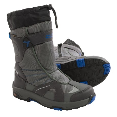 Jack Wolfskin Icefield Texapore Snow Boots - Waterproof (For Big Boys)