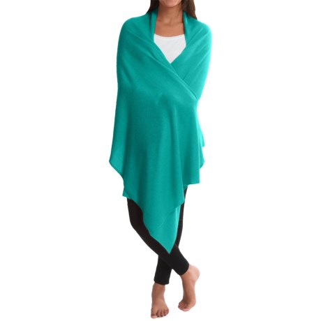 In Cashmere Cashmere Shawl (For Women)