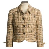 Lafayette 148 New York Palette Interlace Jacket  (For Women)