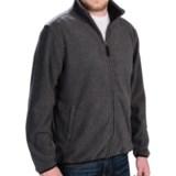 Weatherproof Fleece Jacket - Full Zip (For Men)