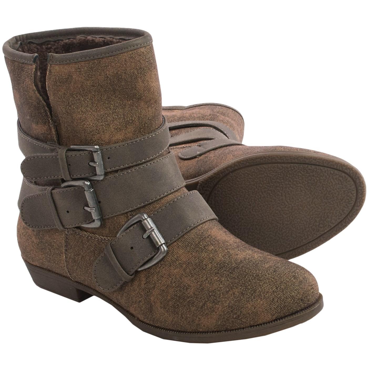 Muk Luks Shoe Sizing