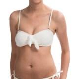 Roxy Sand Dollar Bandeau Bikini Top (For Women)