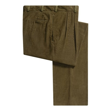 Bills Khakis M2P Dixie Corduroy Pants - Pleated (For Men)