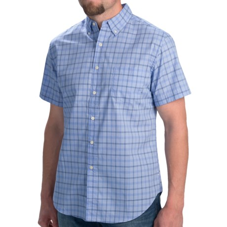 Reed Edward Shirt - Short Sleeve (For Men)