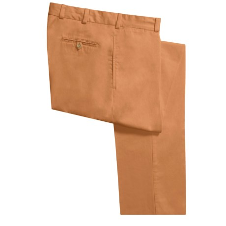 Bills Khakis M2 Chamois Cloth Pants - Flat Front (For Men)