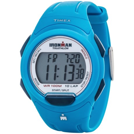 Timex IRONMAN® Triathlon Gents Watch - Resin Strap