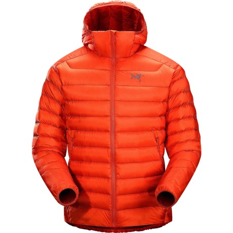 Arc'teryx Cerium LT Down Hooded Jacket - 850 Fill Power (For Men)