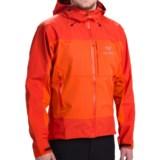 Arc'teryx Alpha Comp Ice Climbing Jacket - Hooded (For Men)