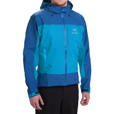 Arc'teryx Alpha Comp Ice Climbing Jacket - Hooded (For Men)