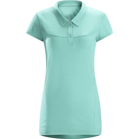 Arc'teryx Arc'teryx Motive Polo Shirt - UPF 50+, Short Sleeve (For Women)