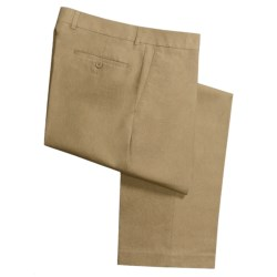 Rendezvous by Ballin Linen-Cotton Pants - Wrinkle Free, Flat Front (For Men)