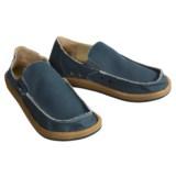 Sanuk Vagabond Sidewalk Surfer Shoes - Slip-Ons (For Men)