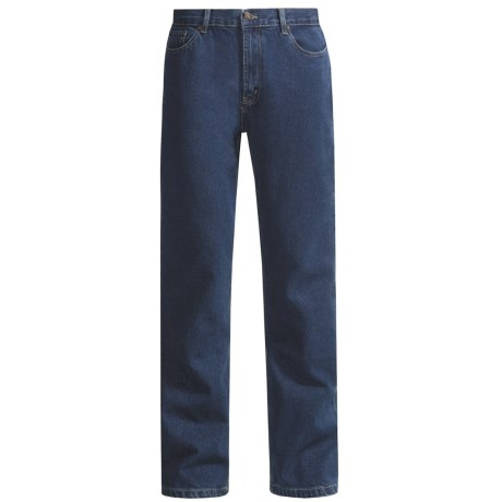 Specially made Five-Pocket Denim Jeans - Classic Fit (For Men)
