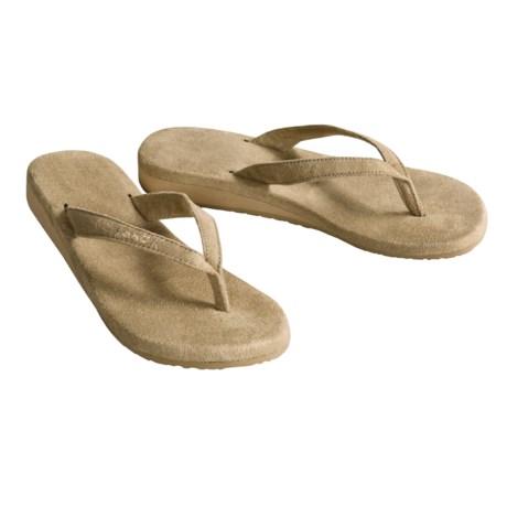 Sanuk Plush Sandals  (For Women)