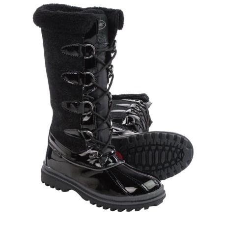 Khombu Farrah Snow Boots - Waterproof, Insulated (For Women)