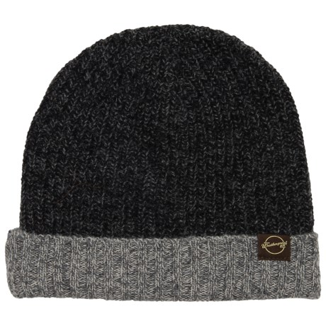 Weatherproof Chunky Beanie - Fleece Lined (For Men and Women)