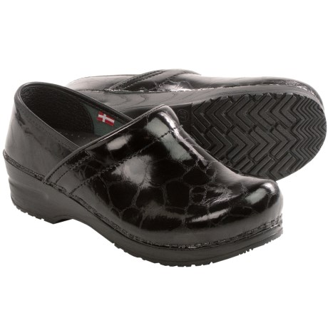 Sanita Signature Shasa Professional Clogs - Leather (For Women)