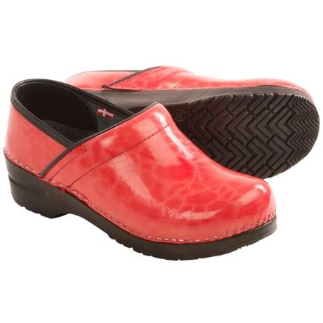 Sanita Signature Shasa Professional Clogs - Leather (For Women)