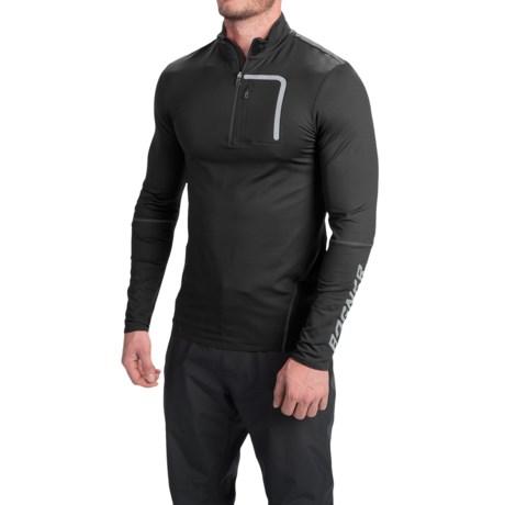 Bogner Matias Shirt - Stretch Nylon, Zip Neck, Long Sleeve (For Men)