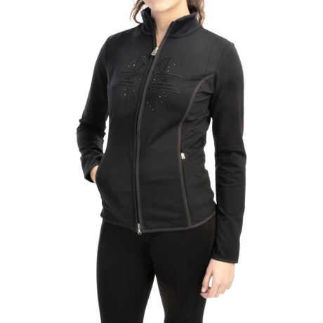 Bogner Cosy Stretch Softshell Jacket (For Women)