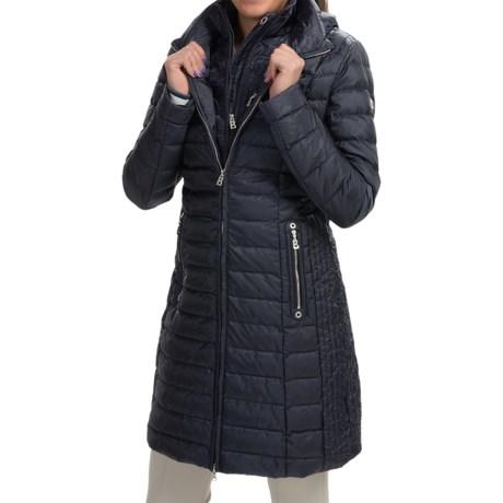 Bogner Lilia-D Long Down Ski Coat (For Women)