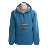 Napapijri Rainforest Pullover Jacket - Hooded (For Men)