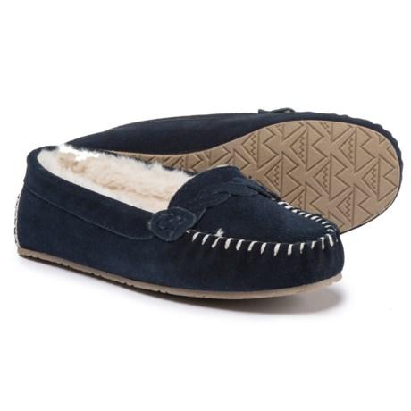 Minnetonka Moccasin Minnetonka Blakely Braided Slippers (For Women)