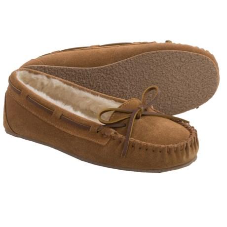 Minnetonka Moccasin Allie Junior Trapper Slippers (For Women)